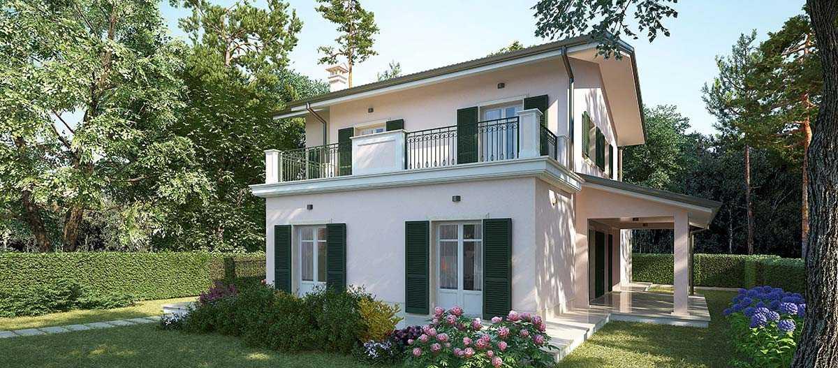 Villa Le Peonie Forte dei Marmi