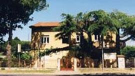 Bild Wohnung in einer Villa Roma