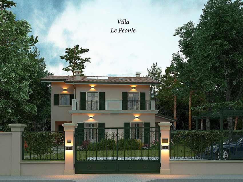 Villa Le Peonie - 6 Foto