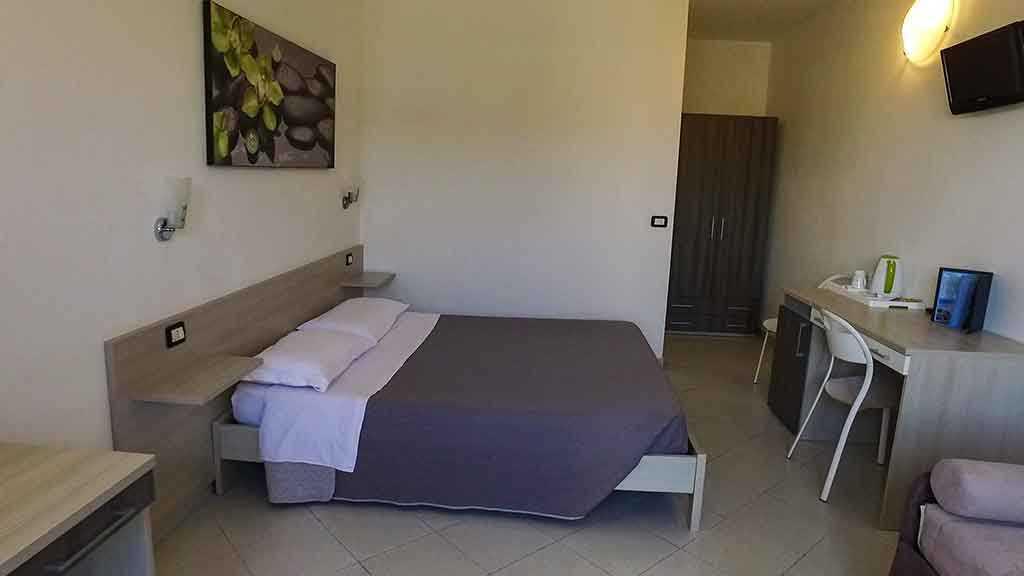 Гостиница Delfino Марина ди Каррара