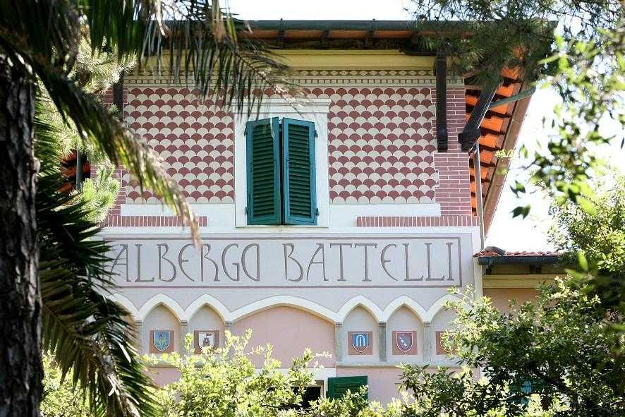 ФОТО Гостиница Battelli (1)