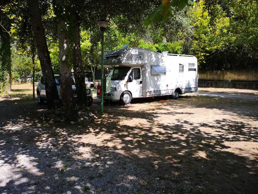 Camping Souvenir Partaccia