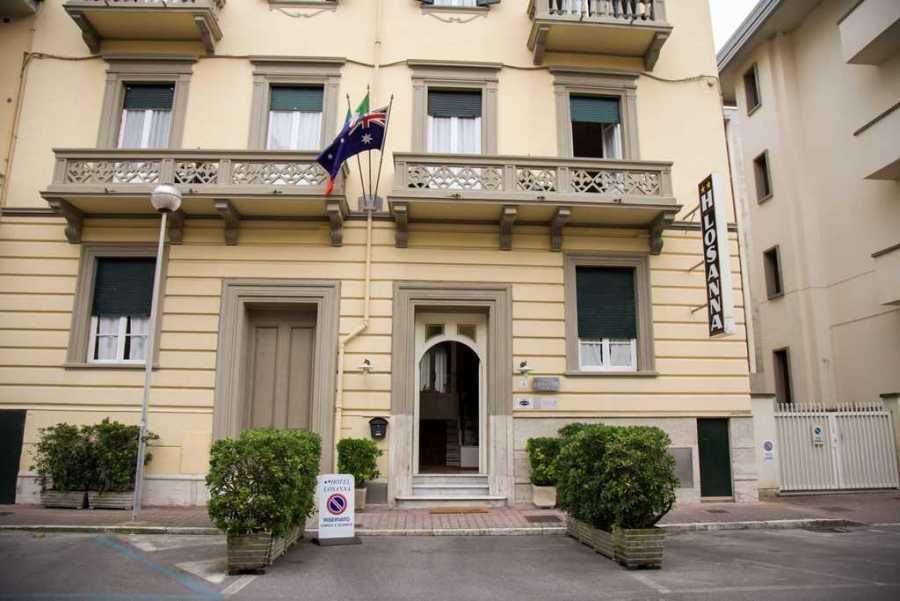 Гостиница Losanna Вьяреджио