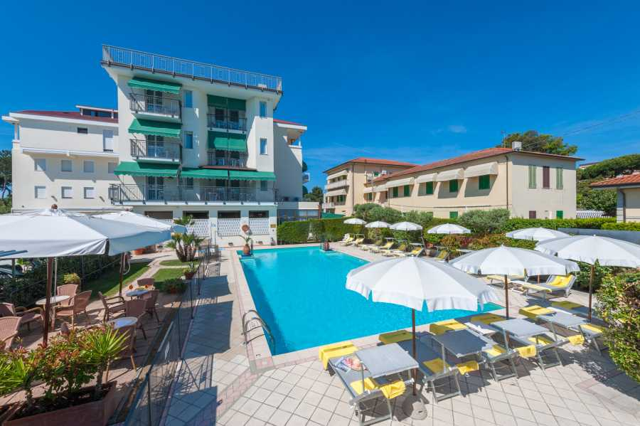 Hotel Suisse Marina di Pietrasanta