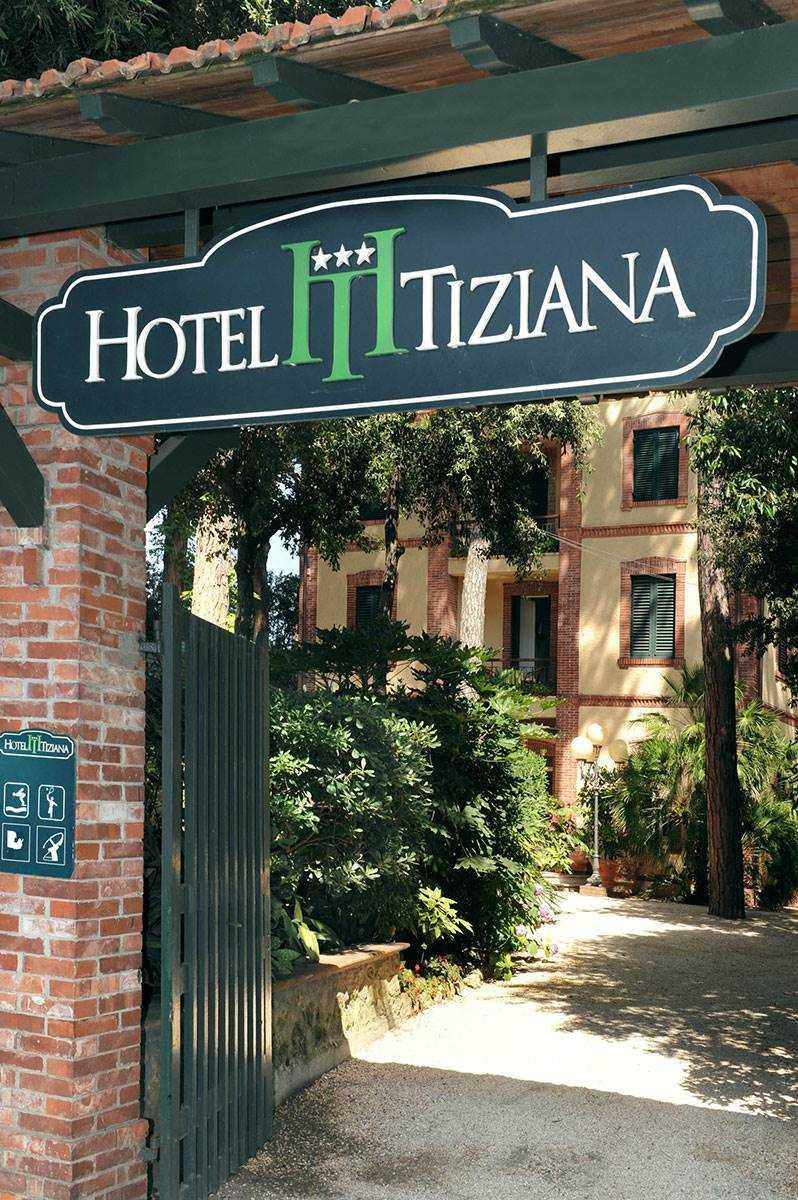 Hôtel Villa Tiziana Marina di Pietrasanta