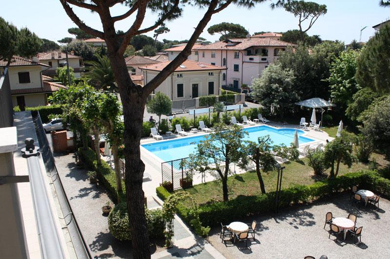 Hôtel Apuana Marina di Pietrasanta