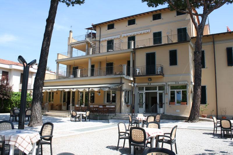 Hotel Apuana Marina di Pietrasanta