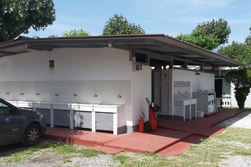 Camping Lucetti Partaccia