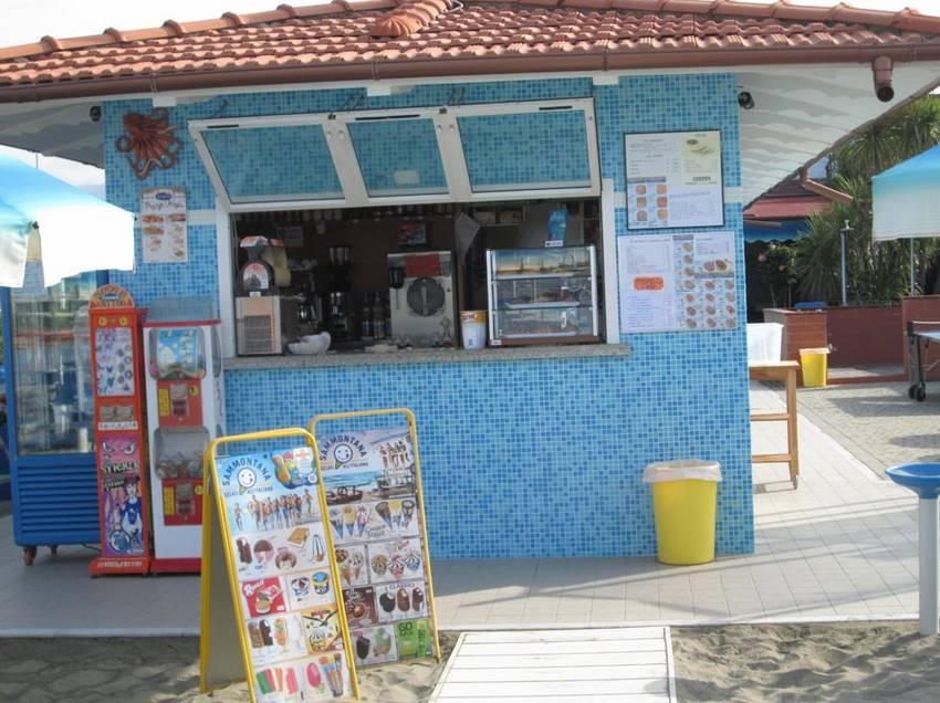 Гостиница Stella del Mare Марина ди Каррара