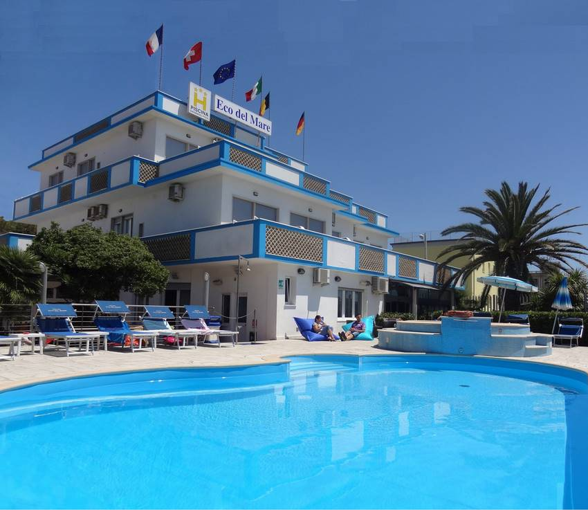 Hotel Eco del Mare Marina di Massa