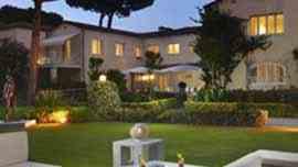 Foto Hotel Villa Roma Imperiale a Forte dei Marmi (Prenota Online)