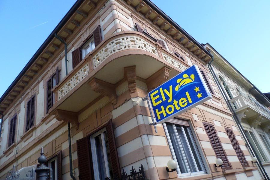 Hôtel Ely - 13 Photo