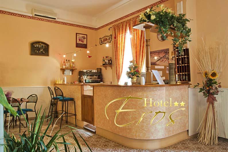 Hotel Eros - 7 Foto