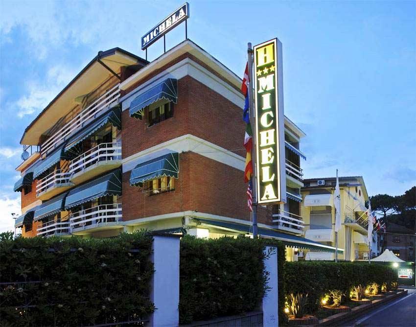 Гостиница Michela - 27 Photo