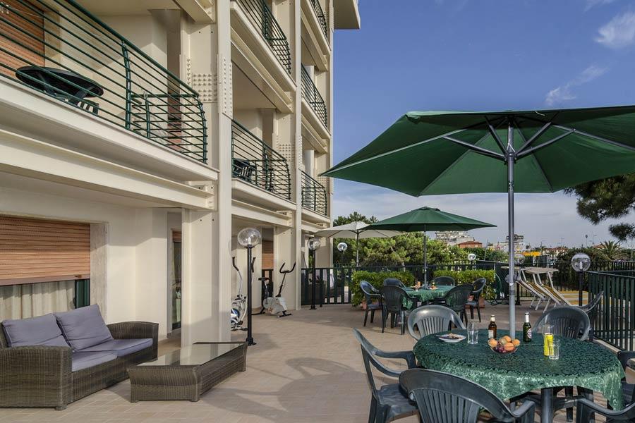 Hotel Paris 3 stelle, Lido di Camaiore, Toscana