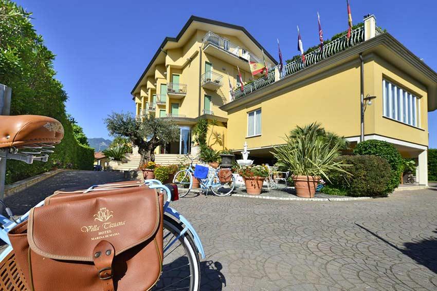 Гостиница Tiziana - 45 Photo