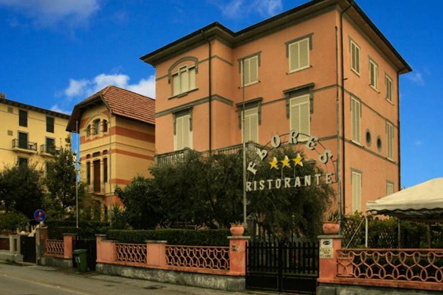 Hotel Villa Flores -  Foto