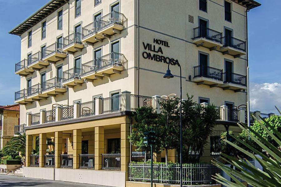 Гостиница Villa Ombrosa - 5 Photo