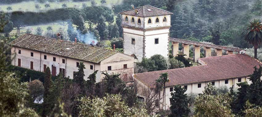 Résidence Villa Borbone la Vallina - 23 Photo