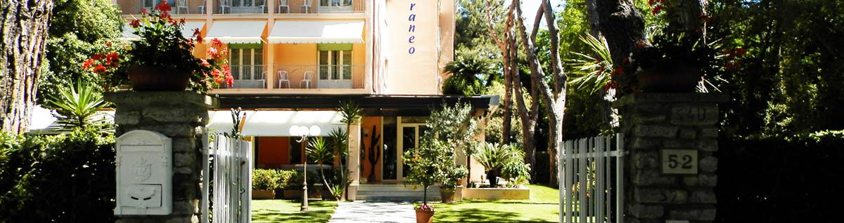 Гостиница Mediterraneo Марина ди Пьетрасанта