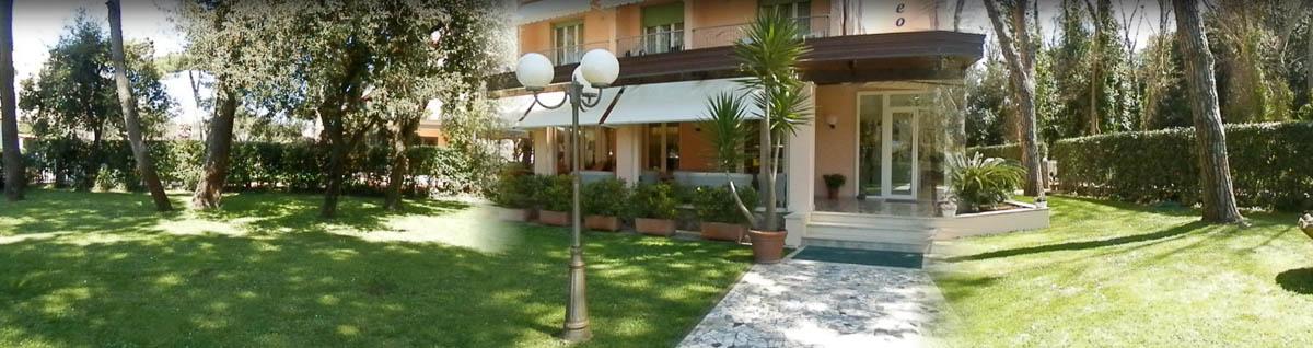 Hotel Mediterraneo Marina di Pietrasanta