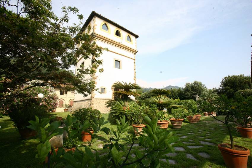 ФОТО Pезиденций Villa Borbone la Vallina (19)