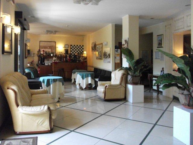 Гостиница Villa Ombrosa Марина ди Пьетрасанта