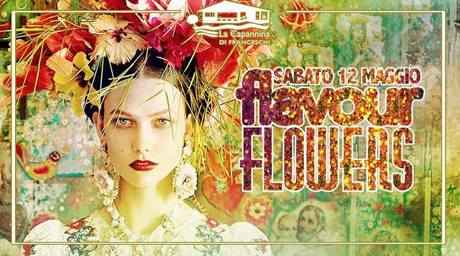 Foto EVENTO: La capannina di franceschi: saturday night flavour of flowers forte dei marmi