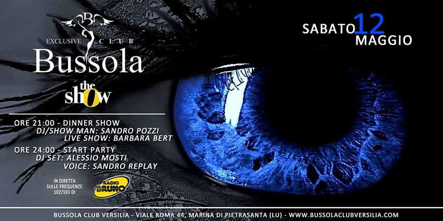 Foto EVENTO: La bussola club in versilia: sabato sera the show