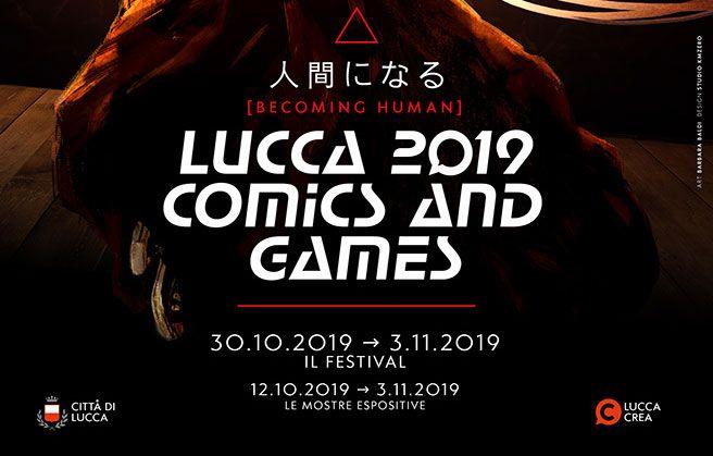 Lucca comics 2019