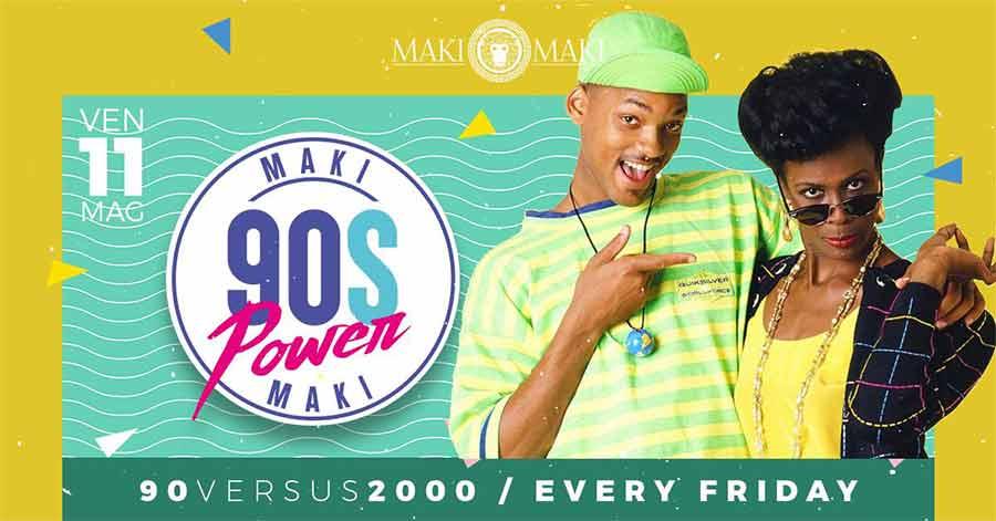 Foto EVENTO: Maki maki club: friday and saturday night in viareggio