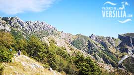 Photo The Apuan Alps