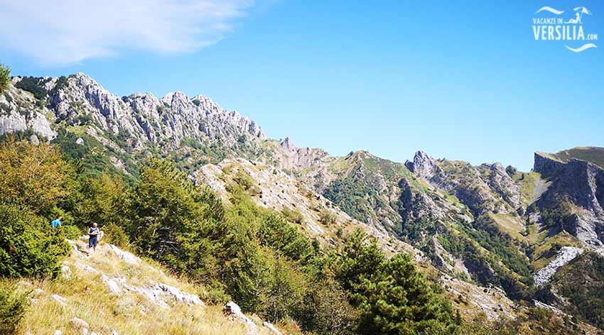 Foto The Apuan Alps