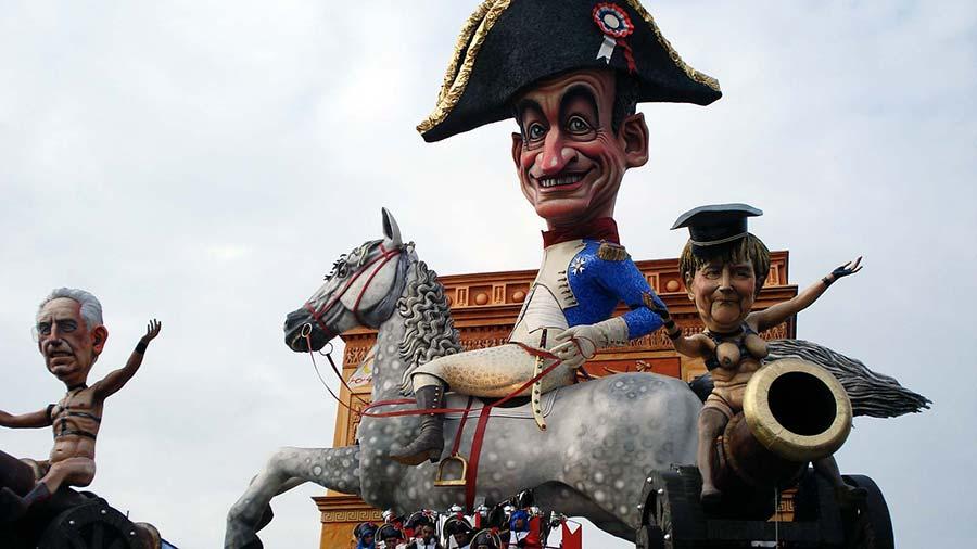 Foto Carnevale di Viareggio