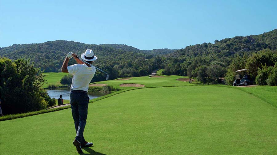 Foto Golf in Tuscany