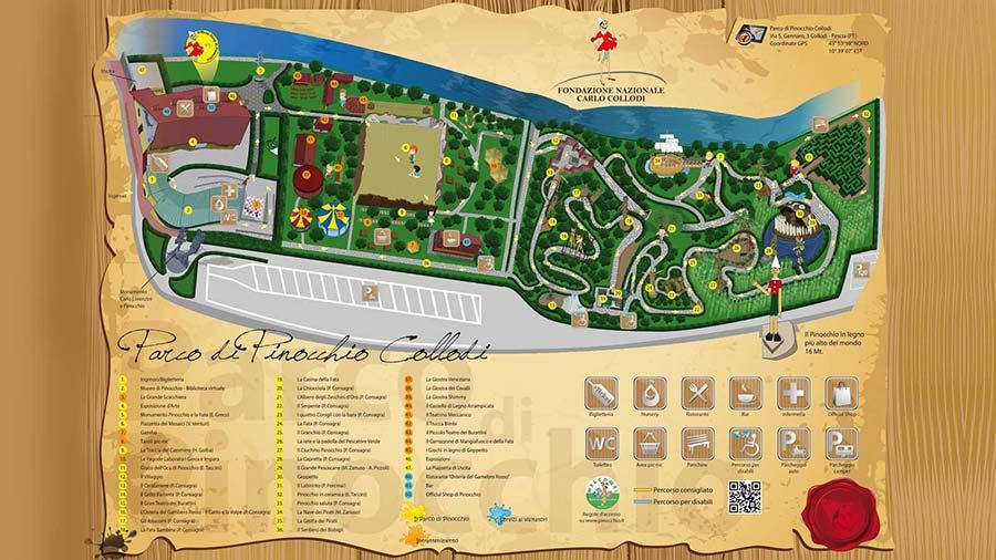 Photo Pinocchio Park