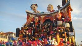 Photo Karneval von Viareggio