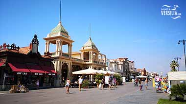 Photo about Viareggio